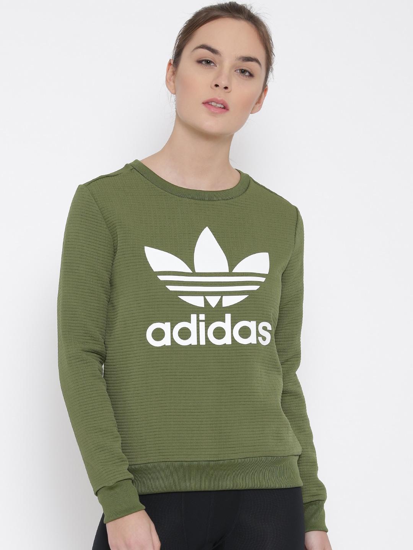 adidas originals womens sweatshirt. adidas originals womens berlin trefoil  sweater ab2659 d8941f9677
