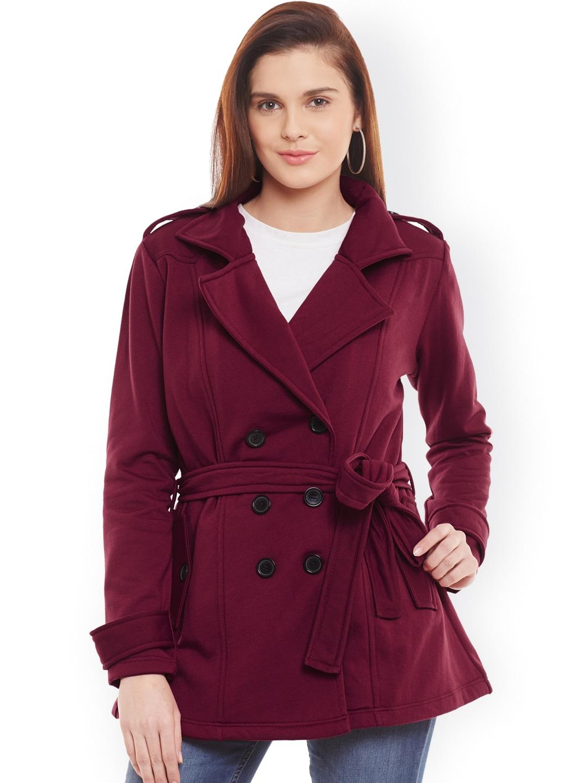 ec8f6858c6c2 Coats for Women - Buy Women Coats Online in India