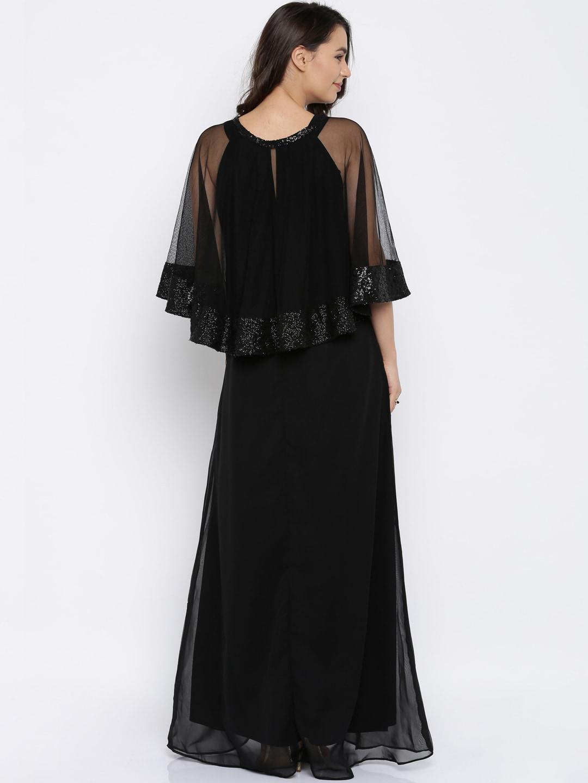 Black dress woman - Black Dress Woman 29