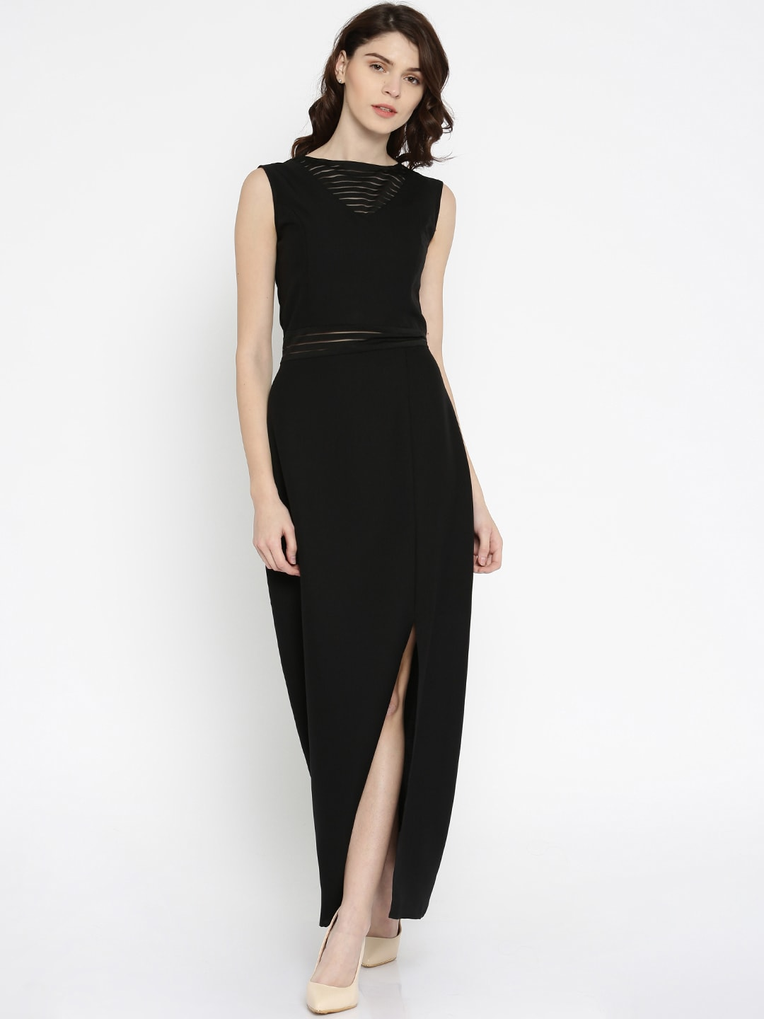 2caef006ff2d Long Dresses - Buy Maxi Dresses for Women Online in India - Upto 70% OFF