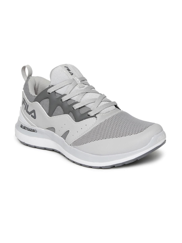 519599cd57e Fila Grey Shoes Sports - Buy Fila Grey Shoes Sports online in India