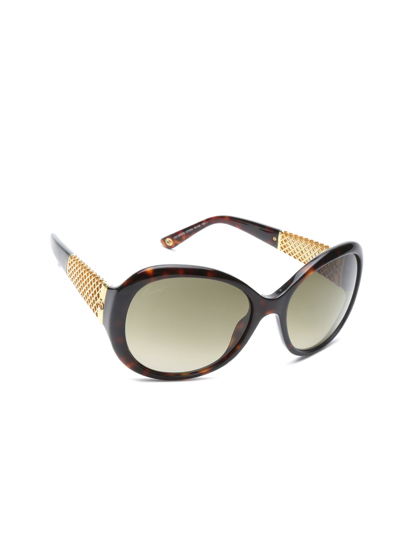 Gucci Women Printed Butterfly Sunglasses GG 3693/S 2ZXHA