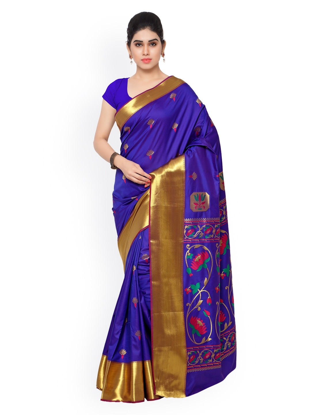 cotton saree buy cotton sarees online for women in india myntra