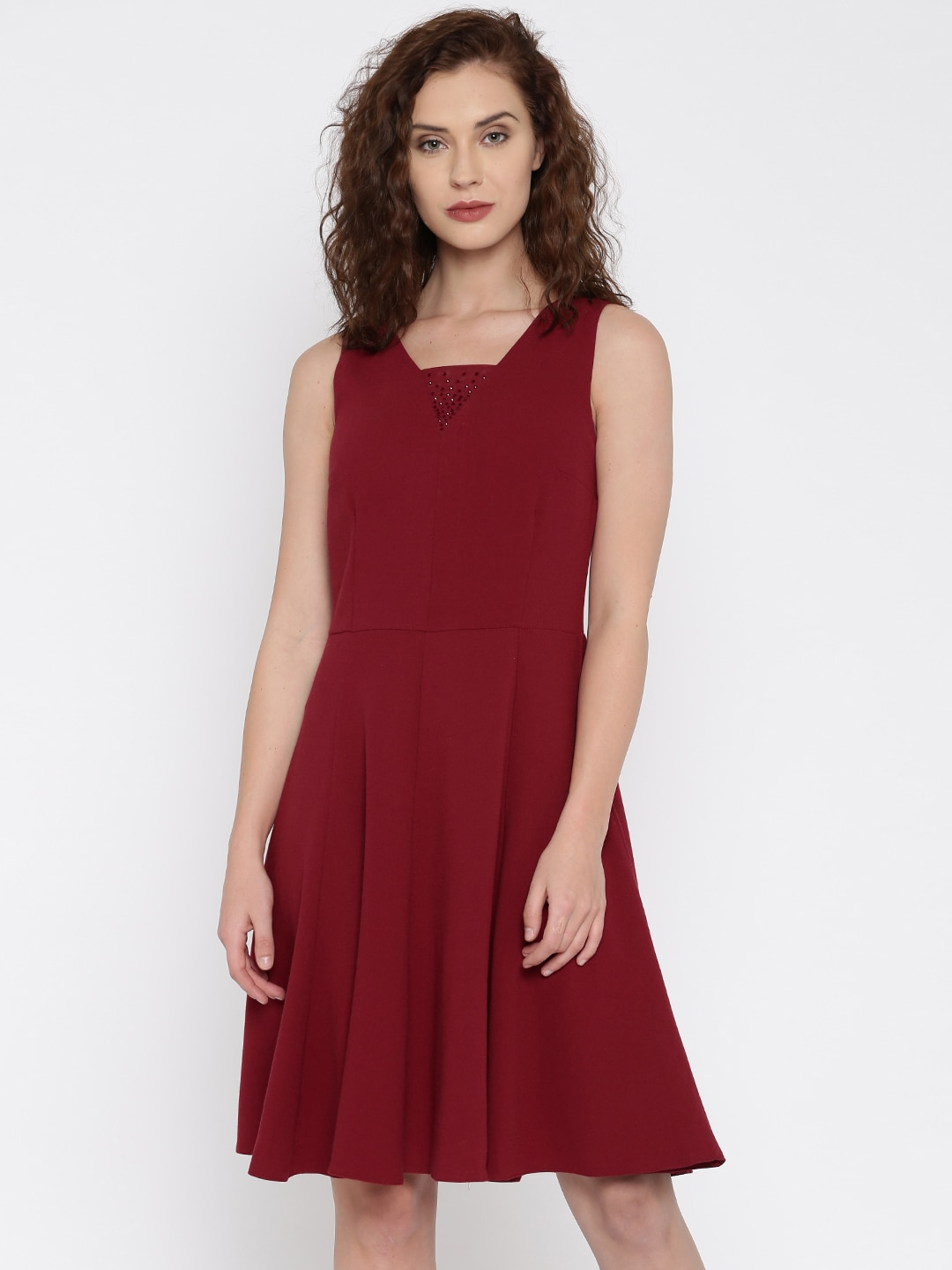 8fa69a3a815 Skater Dress - Buy Latest Skater Dresses Online in India