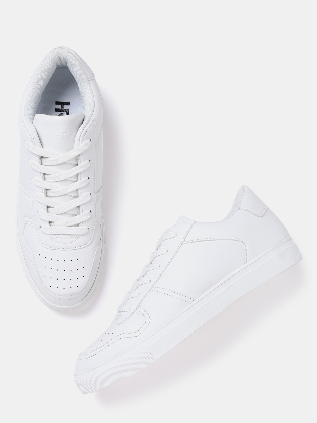 White Casual Shoes - Buy White Casual Shoes online in India