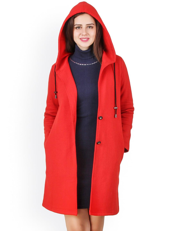 e7dfe7547ad Coats for Women - Buy Women Coats Online in India