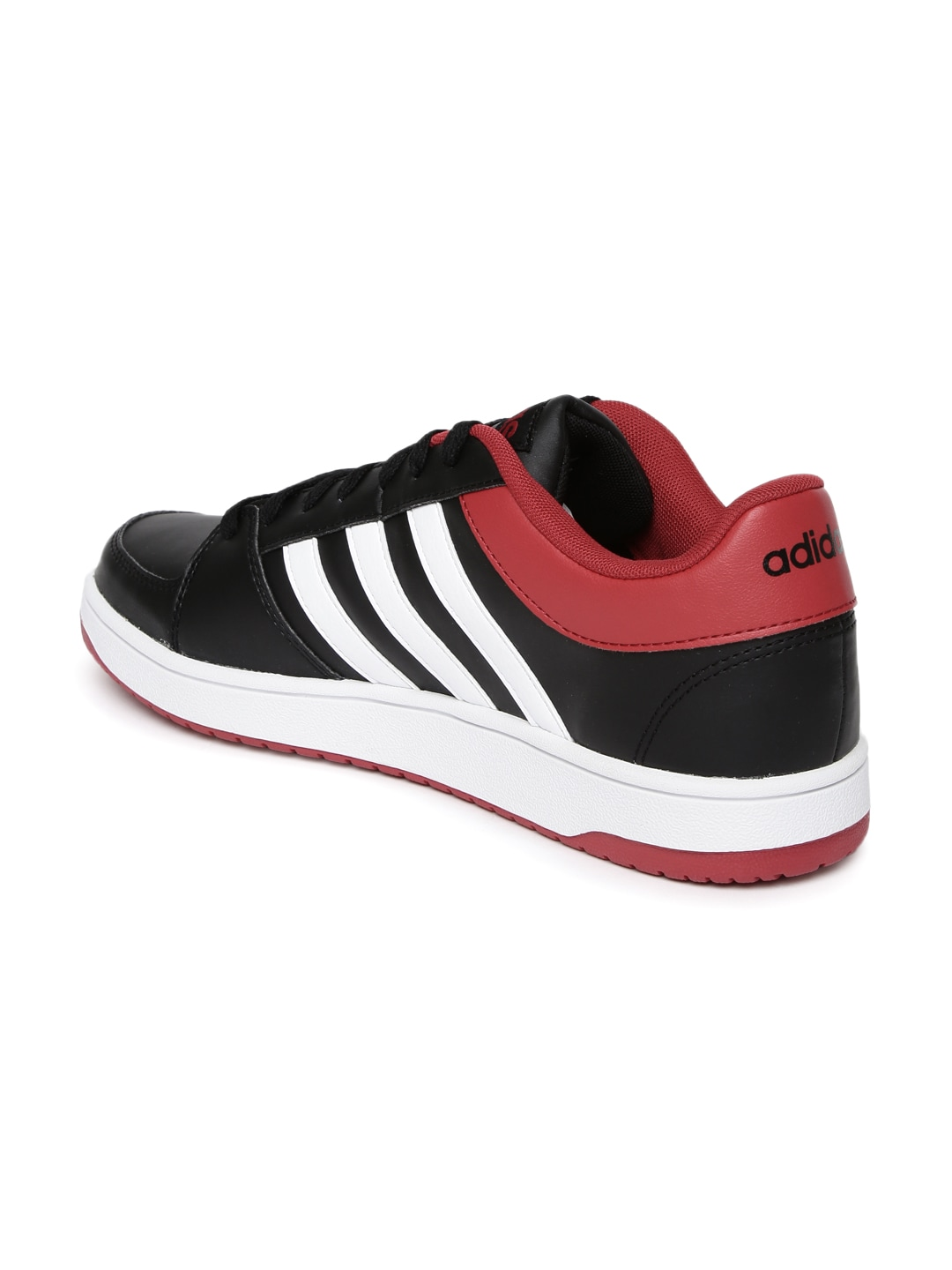 adidas neo black red Sale,up to 36% Discounts