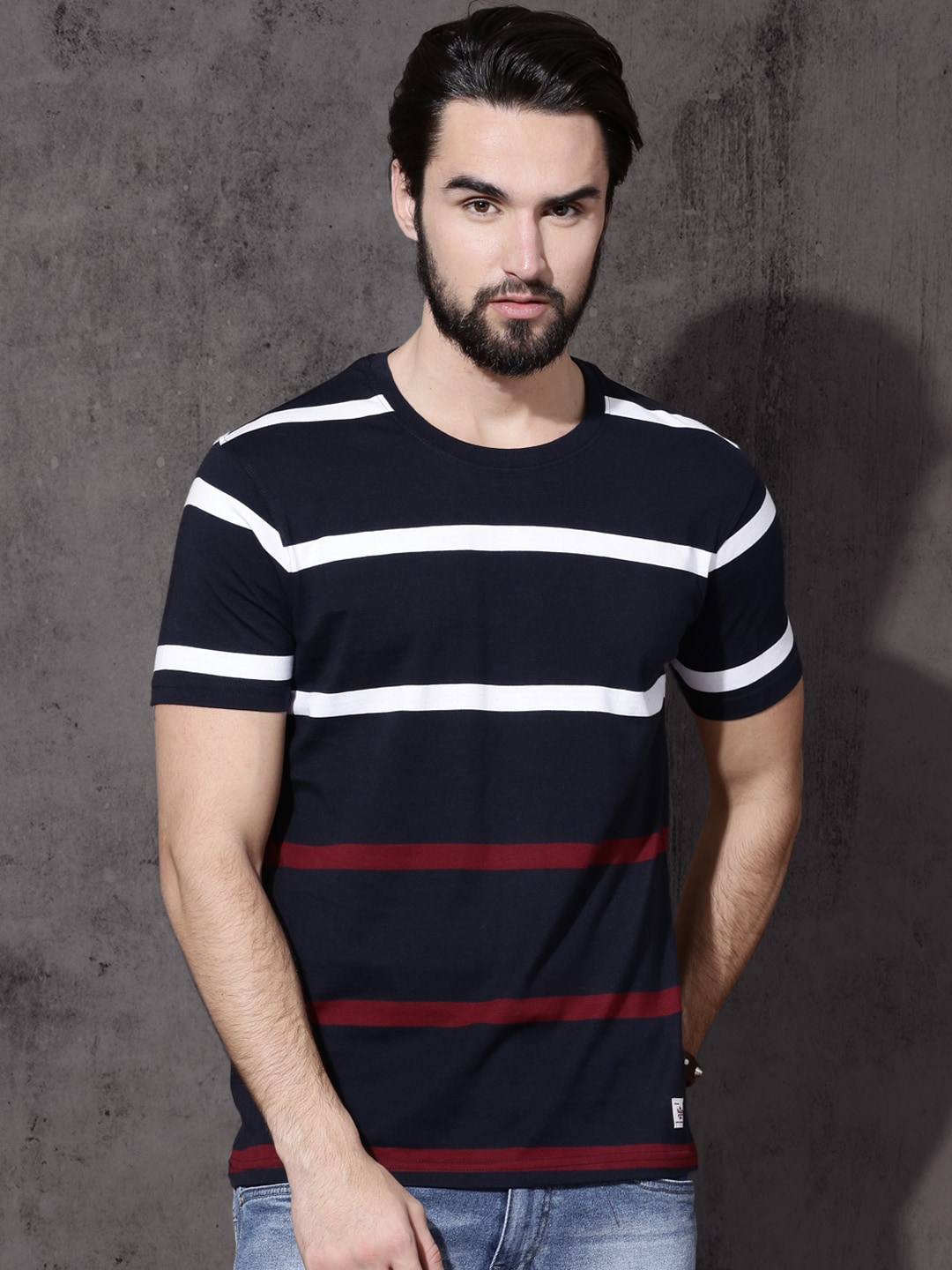 11538d06ee Polo T-Shirts for Men - Buy Polo T-Shirts for Men on Myntra