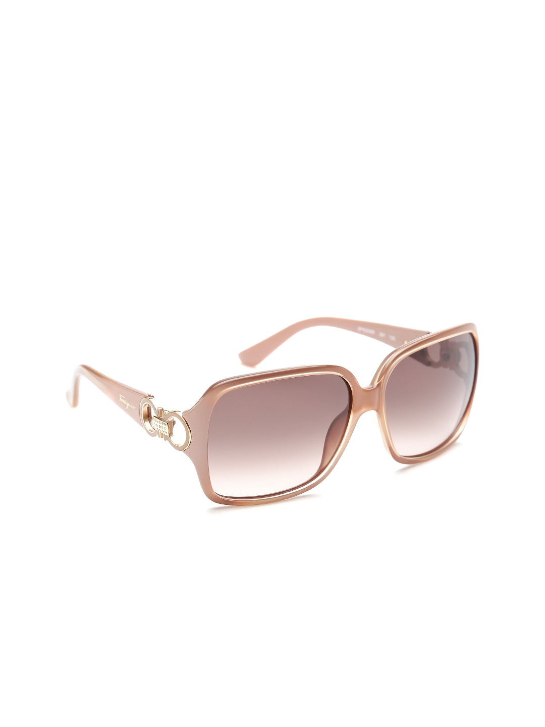 Salvatore Ferragamo Women Square Sunglasses SF620SR 291