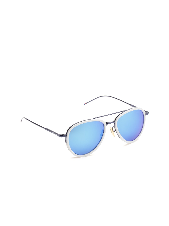 Hello Kitty Women Mirrored Oval Sunglasses HK-1858_C6