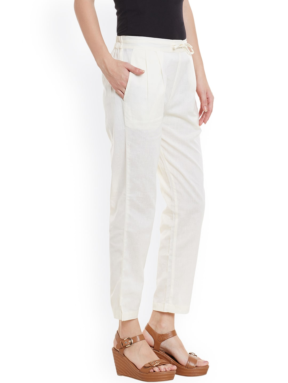 Trousers for Women - Buy Pants for Women Online - Myntra