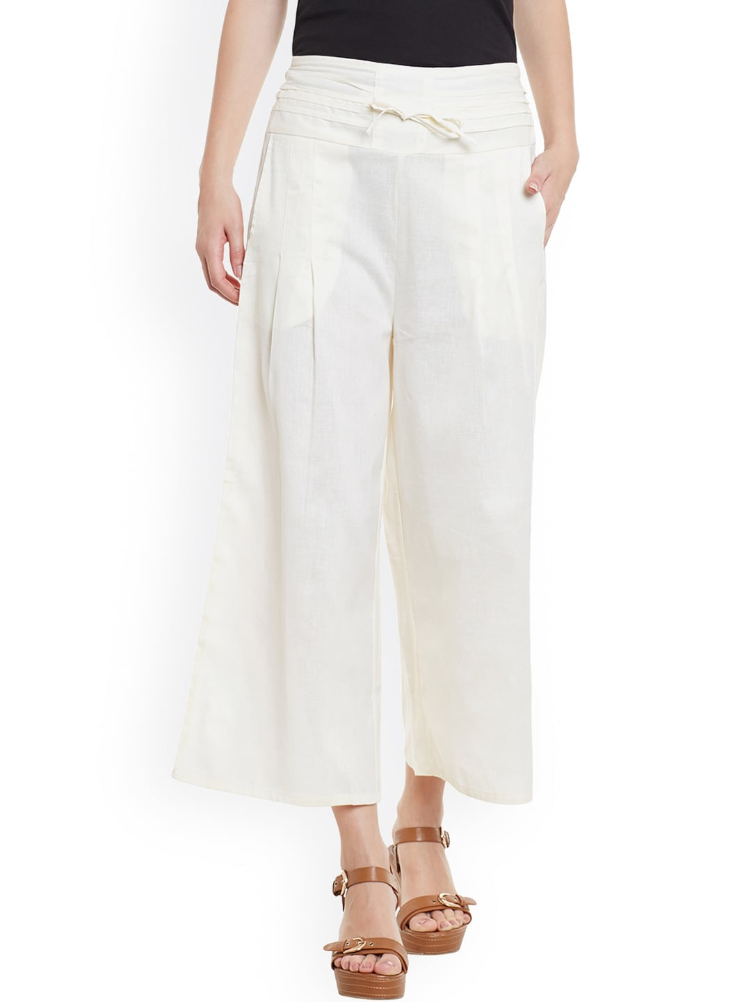 Palazzo Trousers   Buy Palazzo Trousers Online in India at Best Price 272aa3d0f8e0