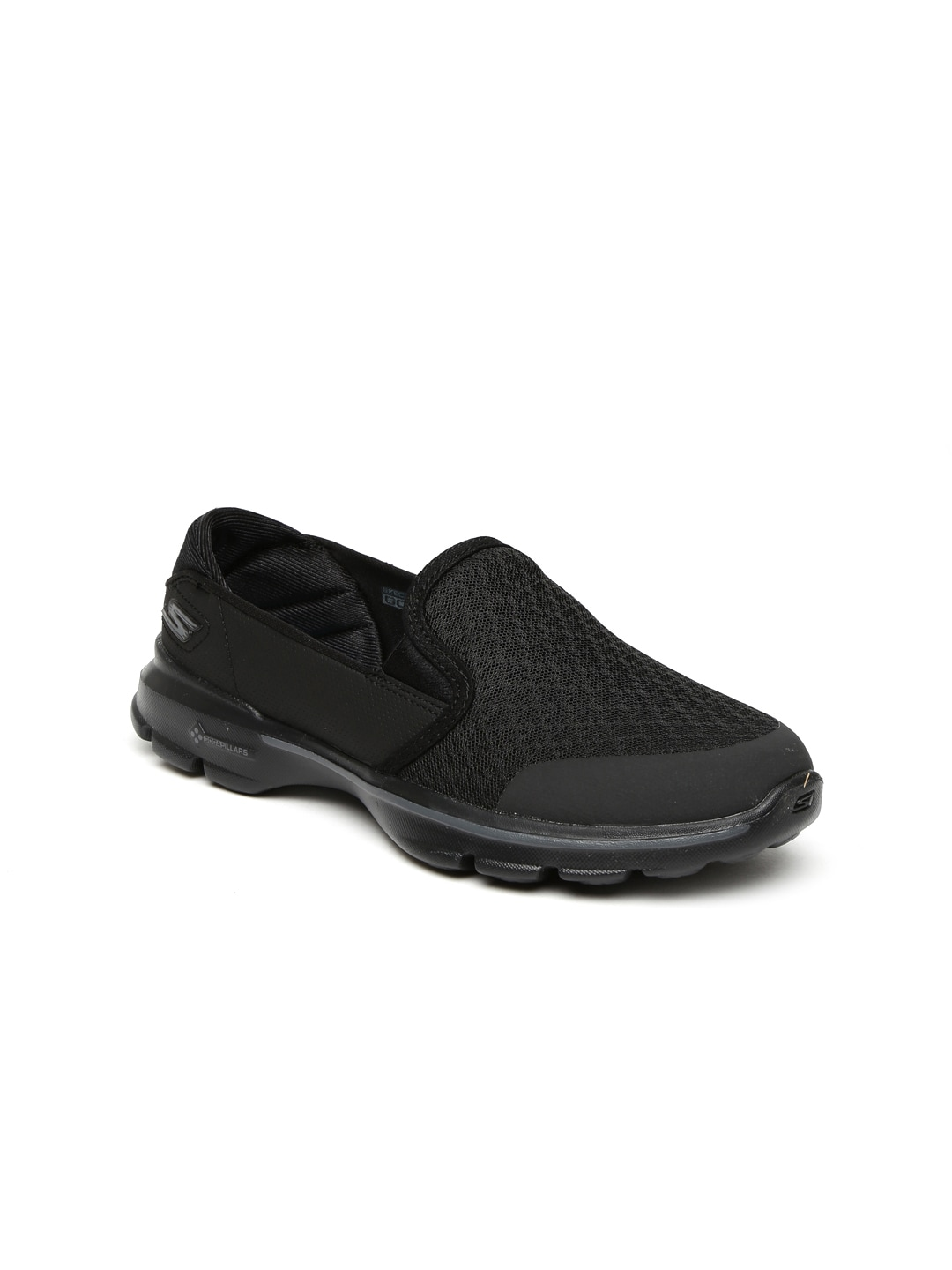 skechers black walking shoes. skechers black walking shoes