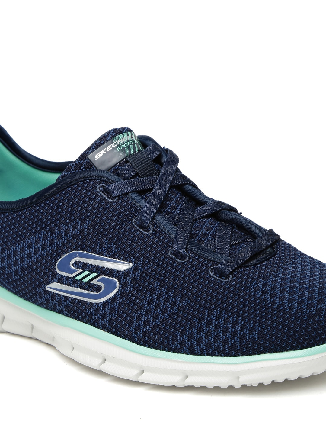 3cfcad1548 skechers slippers womens blue sale   OFF65% Discounted