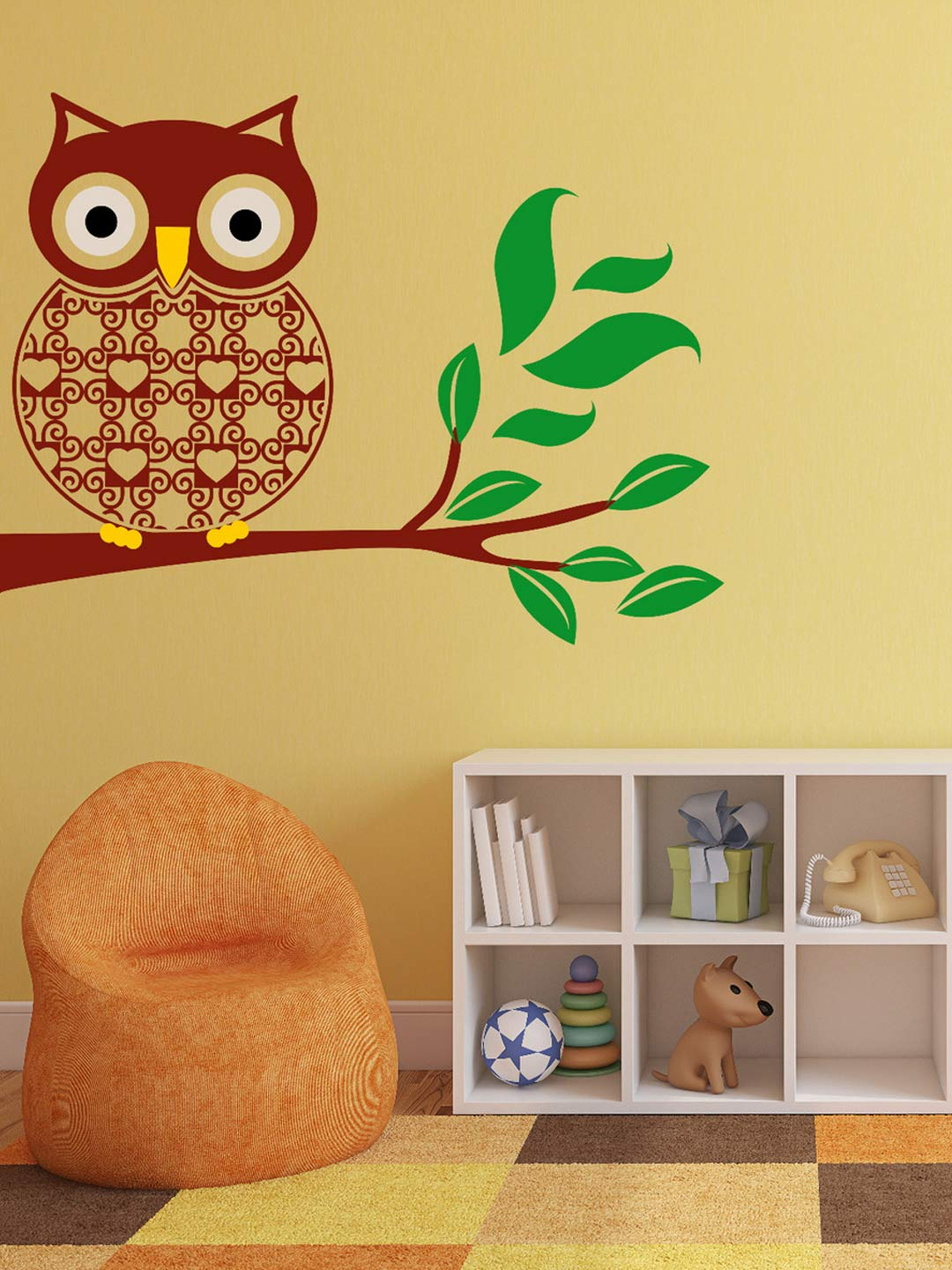 Magnificent Baby Girl Owl Wall Decor Elaboration - Wall Art ...