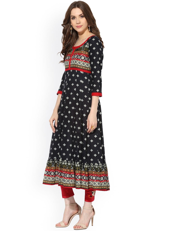 Kurtis Online - Buy Designer Kurtis Suits for Women - Myntra
