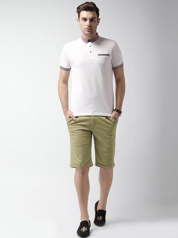 Khaki Shorts - Buy Khaki Shorts Online in India
