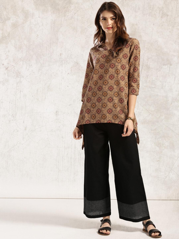 Shirt design kurti - Shirt Design Kurti 10