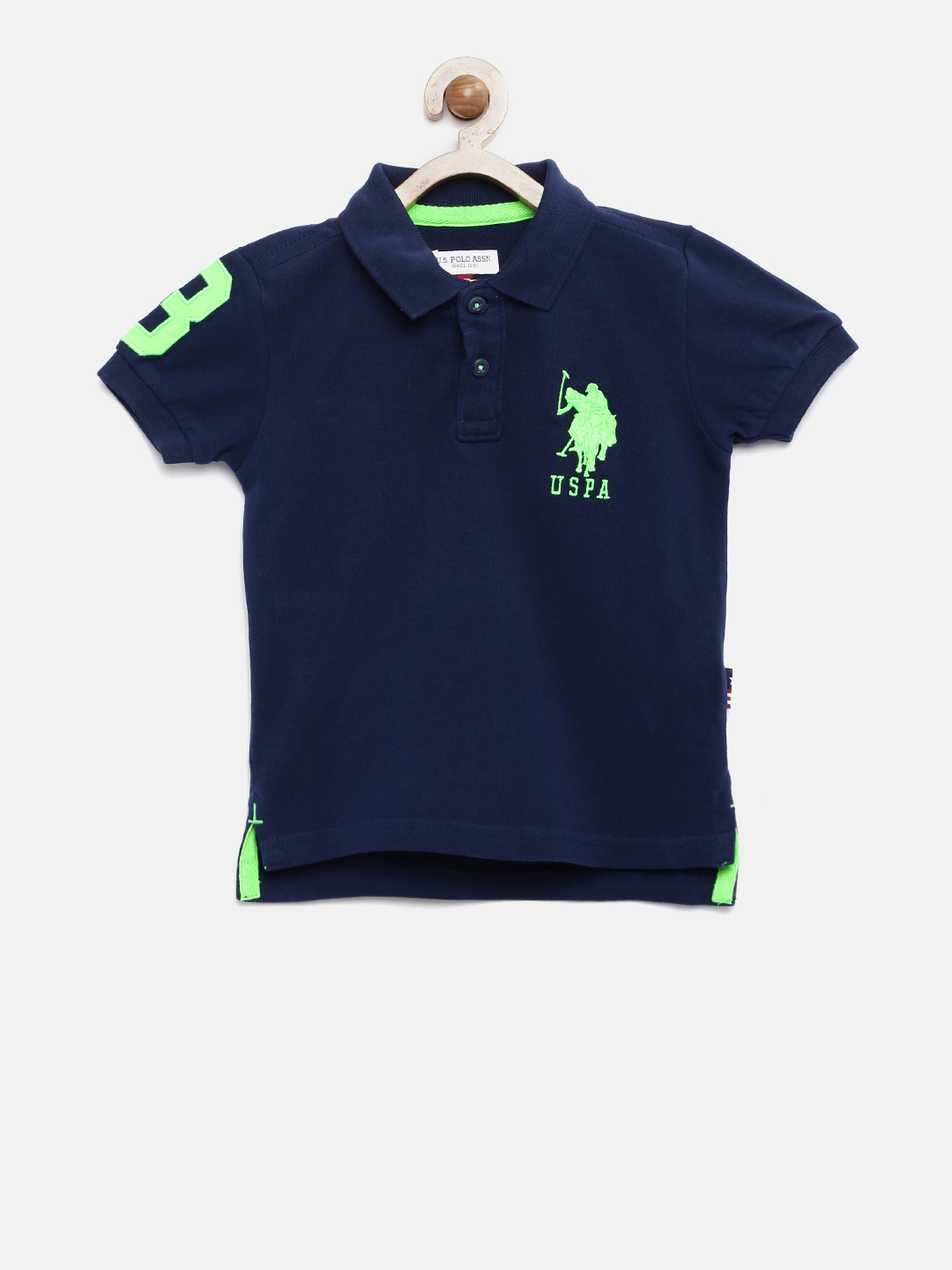 b611e612ac5 U.s. Polo Assn. Assn Kids Topwear Size - Buy U.s. Polo Assn. Assn Kids  Topwear Size online in India