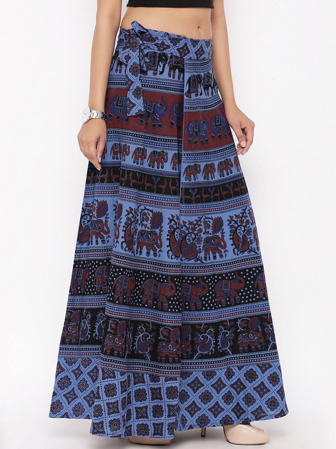 Ethnic Skirts | Buy Ethnic Skirts Online in India at Best Price