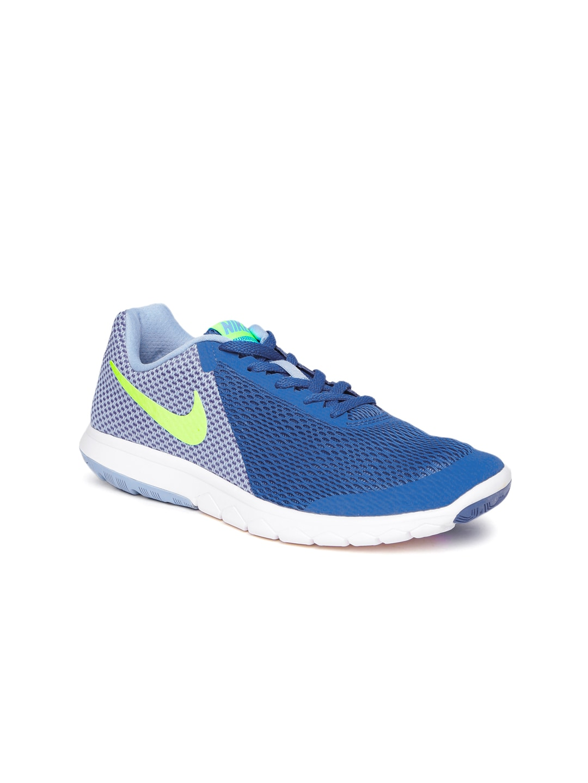 Nike running shoes for women blue