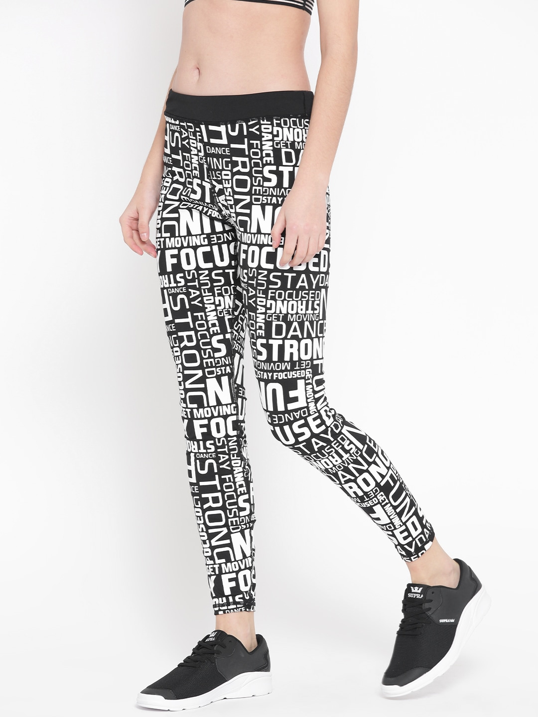 672bb82109b4a Forever 21 Tights - Buy Forever 21 Tights online in India