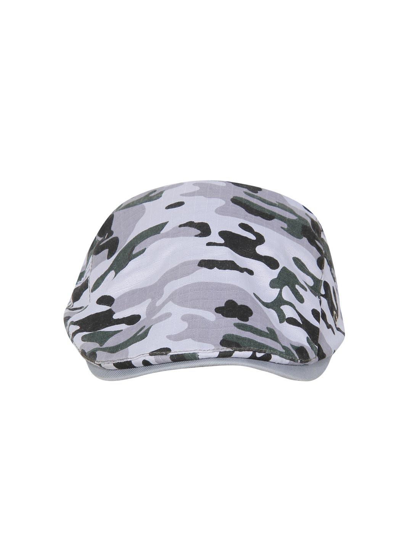 FabSeasons Women Grey Printed Cap