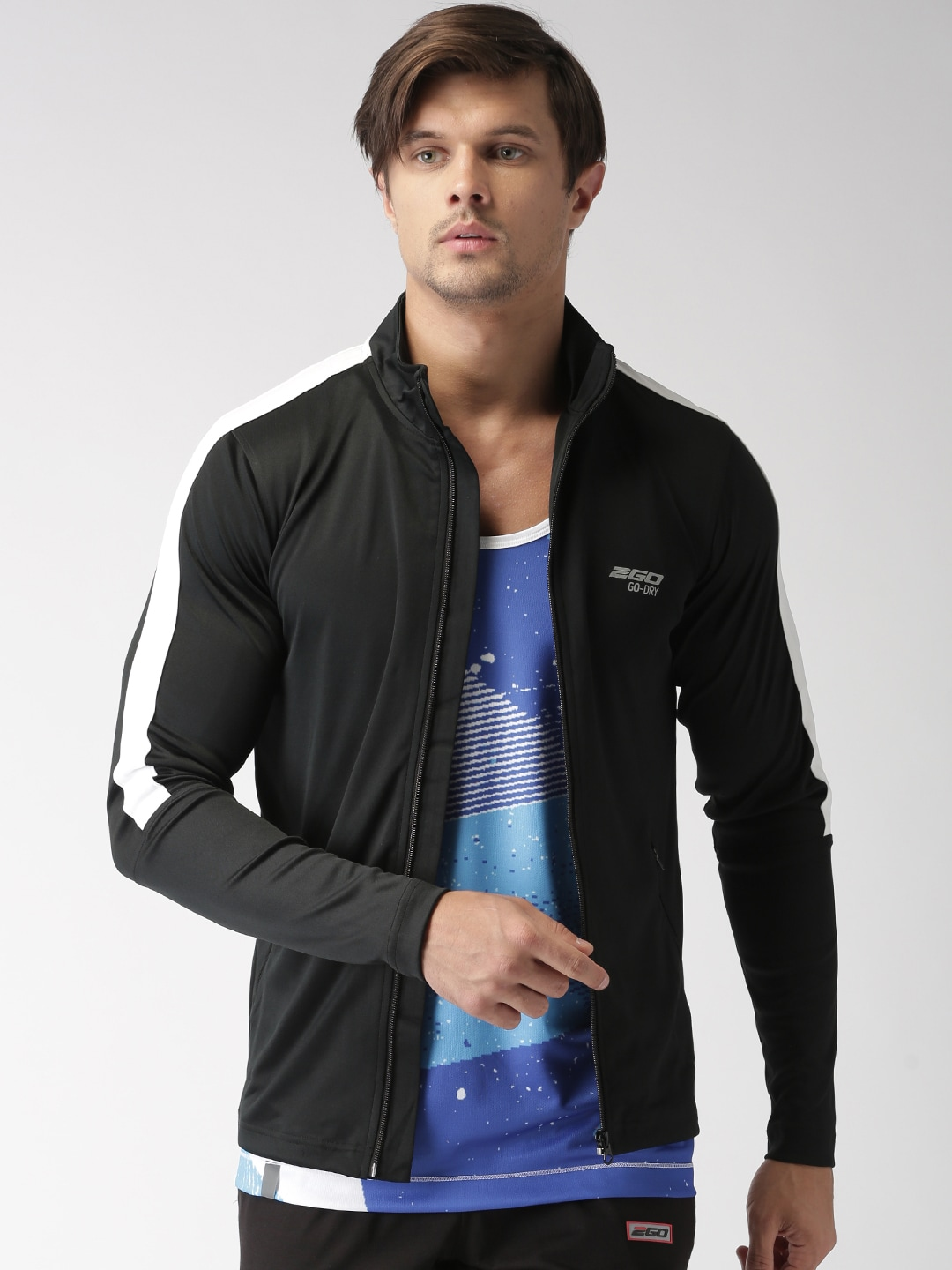 4386f5e68ef5 Polyester Jackets - Buy Polyester Jackets Online in India