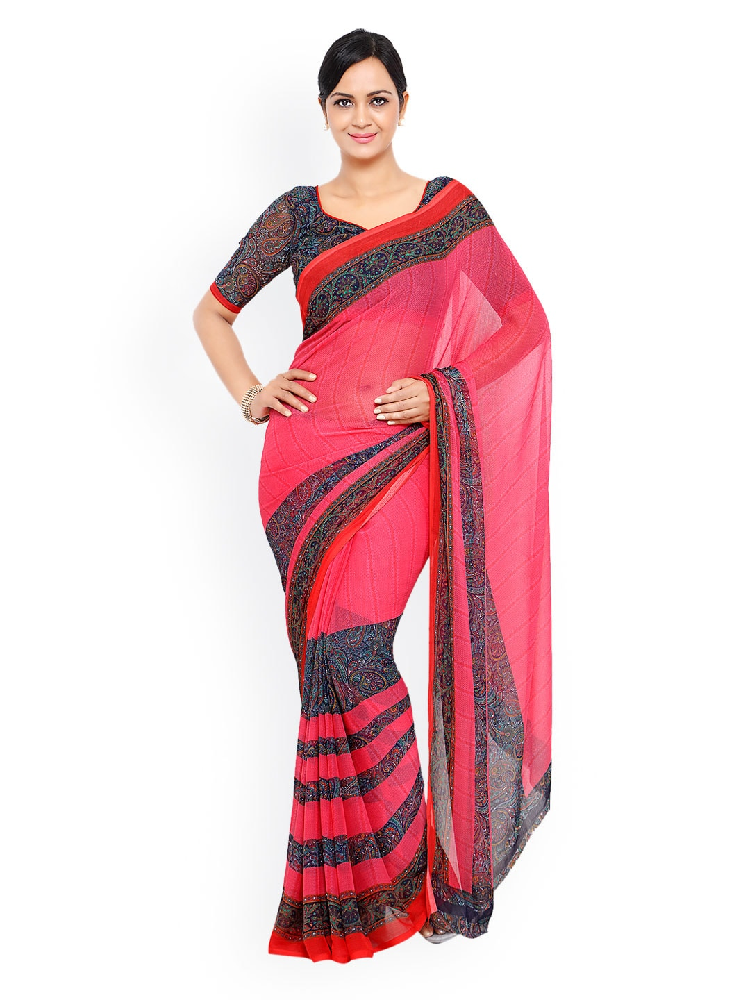 9761e4799 Vaamsi Daily Sarees - Buy Vaamsi Daily Sarees online in India