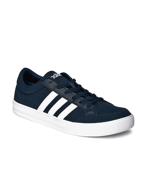 Adidas Neo Blue Footwear - Buy Adidas Neo Blue Footwear online in India 91e27be2cfe9