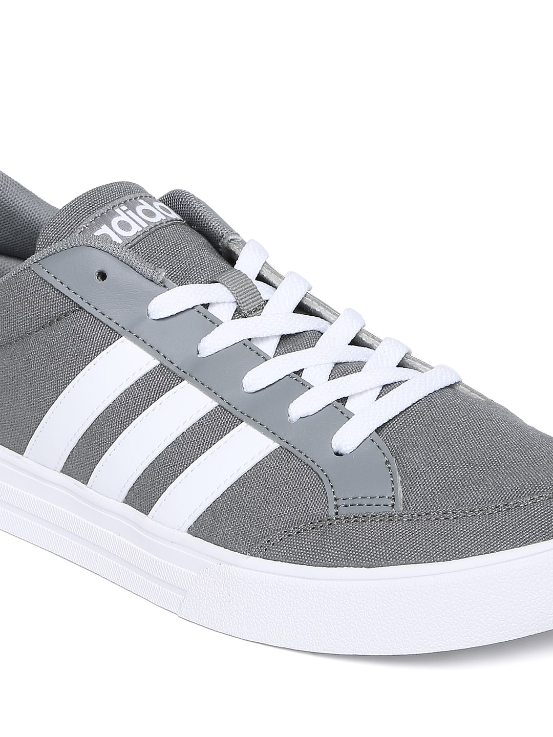 on sale 0ea85 9e603 11485941259528 adidas neo men grey solid regular sneakers 9781485941259426  5 adidas neo skate ...