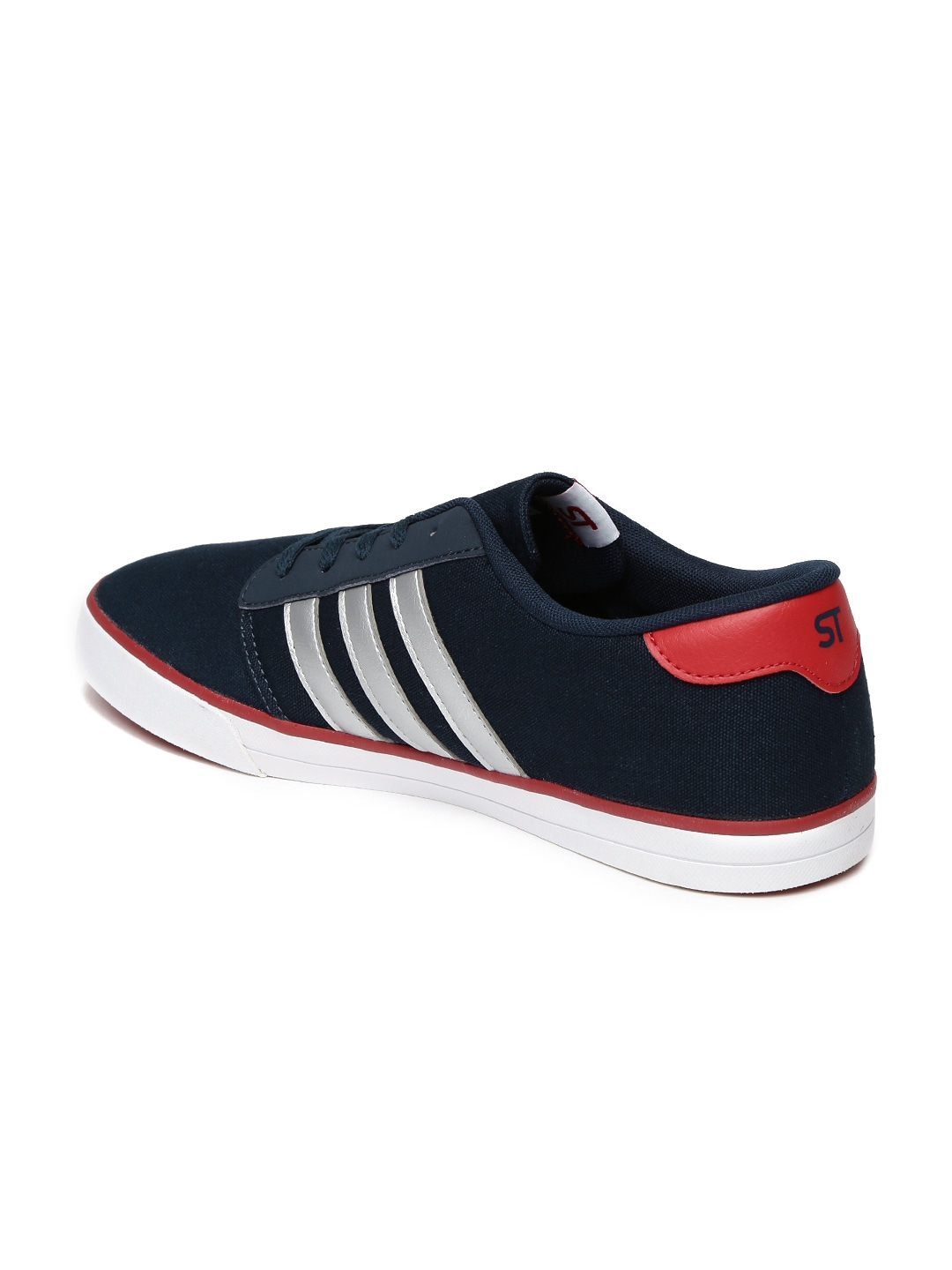 best website c6704 2bff6 ... adidas neo leather gold red ...