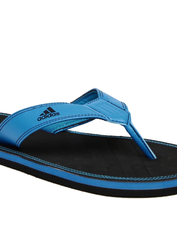 dca173fb8665 Buy adidas flip flops mens blue   OFF64% Discounted