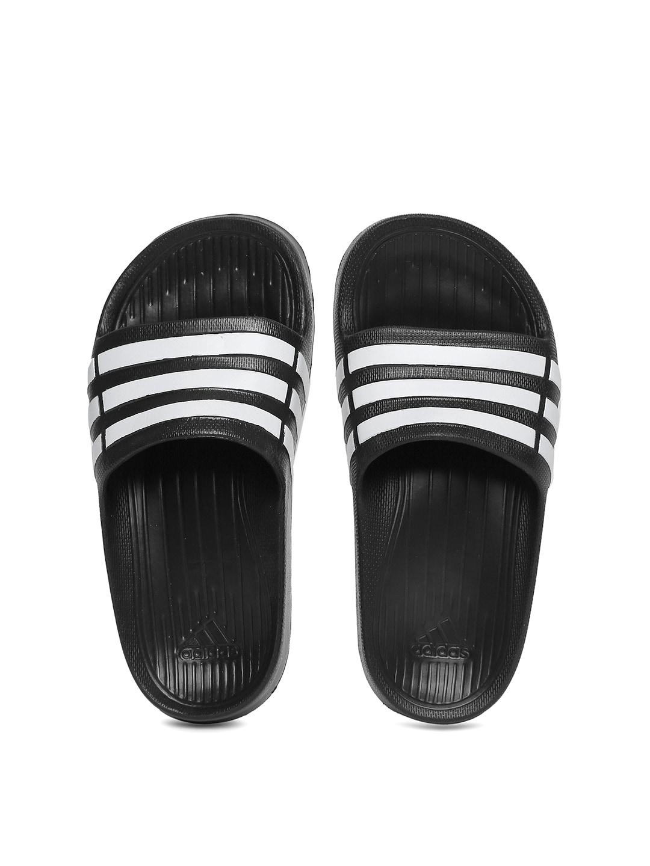 adidas duramo slide junior flip flops