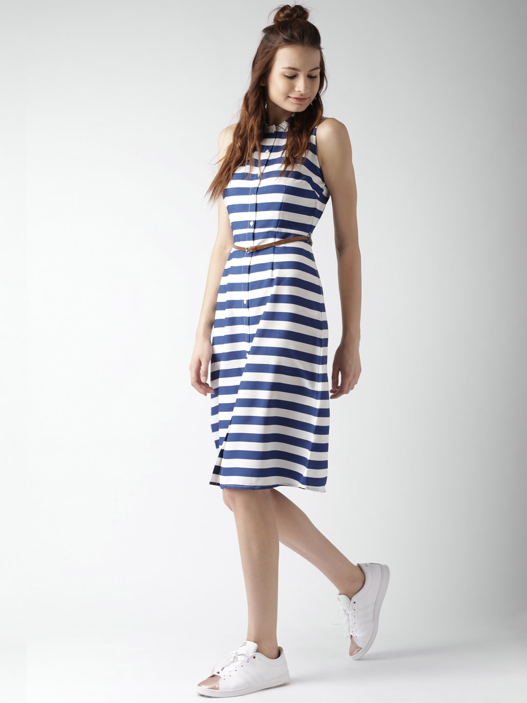 Striped Dresses - Buy Striped Dresses online in India 6f8823438