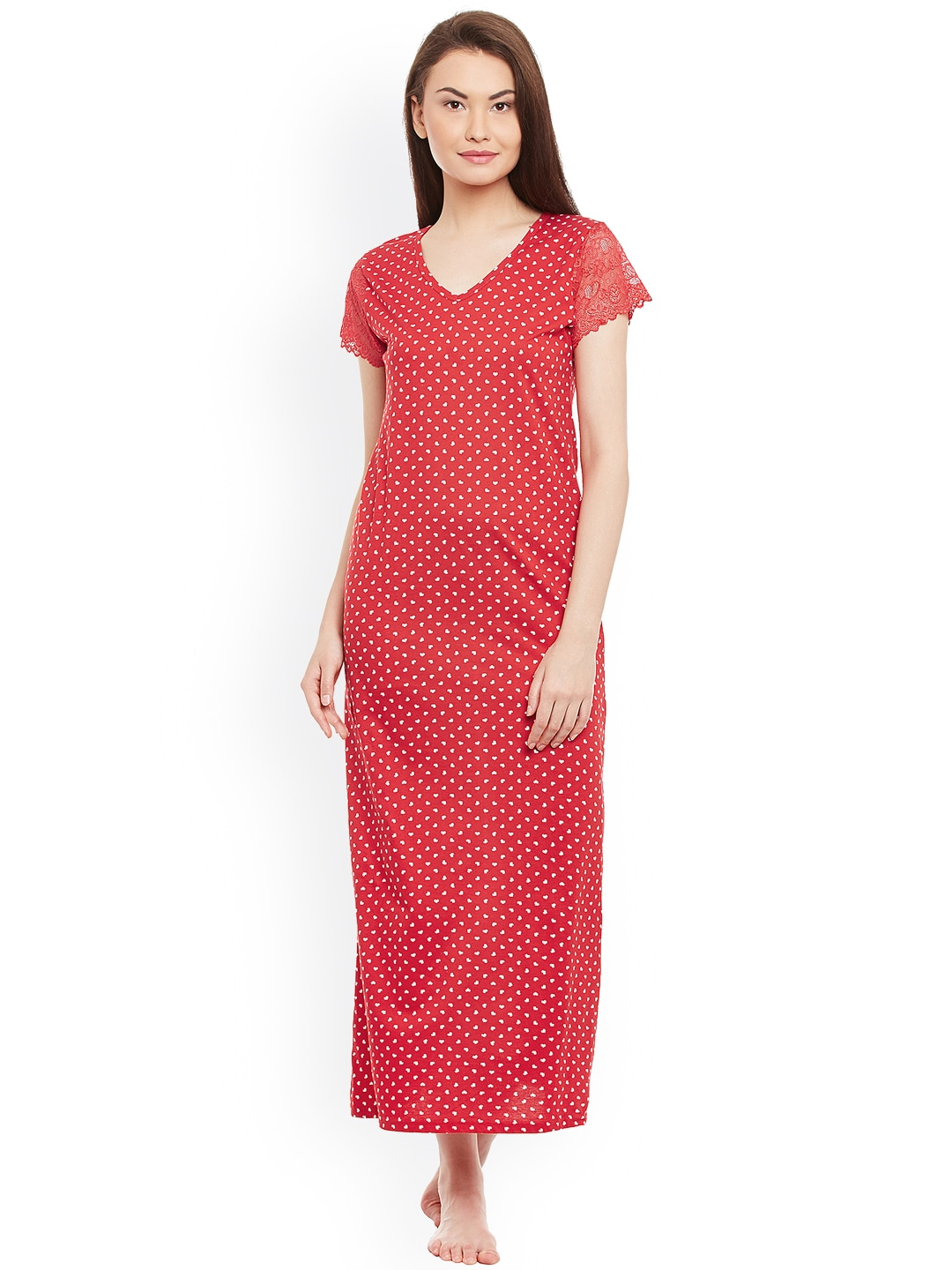 Cotton Nightdresses - Buy Cotton Nightdresses Online in India  35356cbc5