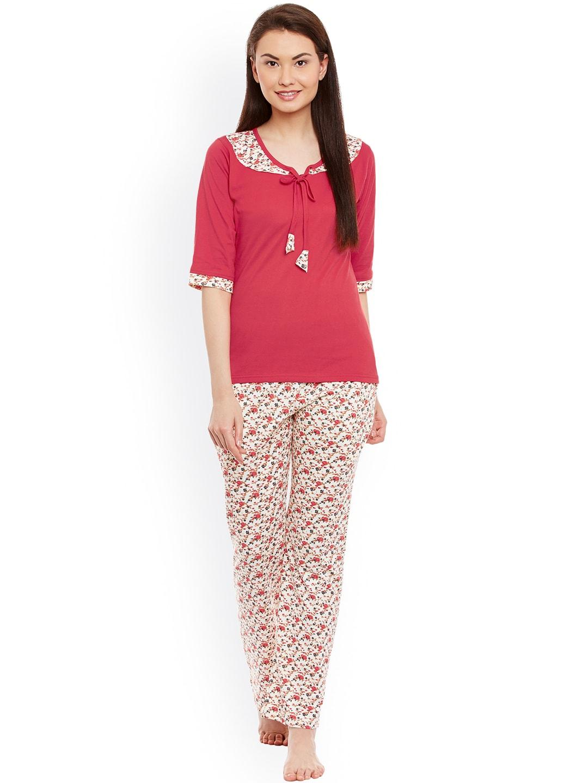 Women Loungewear   Nightwear - Buy Women Nightwear   Loungewear online -  Myntra 61576cd1a