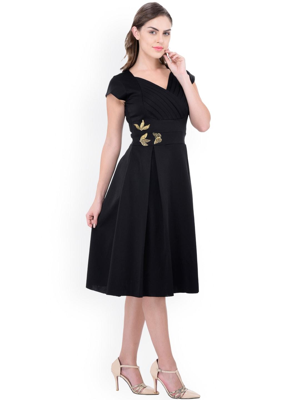 Black dress woman - Black Dress Woman 50