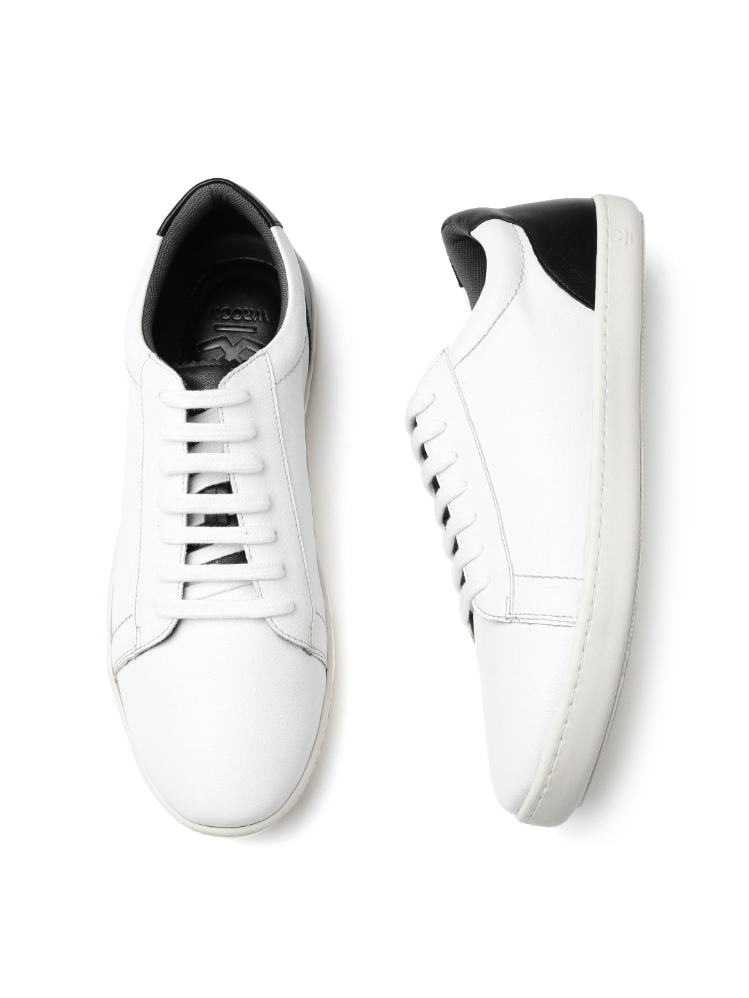 de5228a0c57f Men White Casual Shoes - Buy Men White Casual Shoes online in India