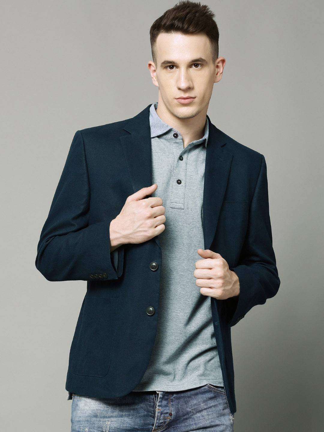 Mens jacket marks and spencer - Marks And Spencer Blazers Buy Marks And Spencer Blazers Online In India