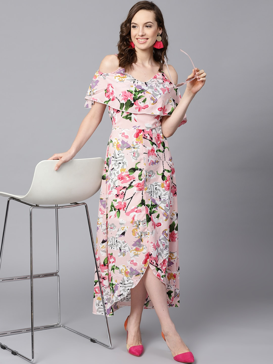 d242f2391be Floral Dresses - Buy Floral Print Dress Online in India