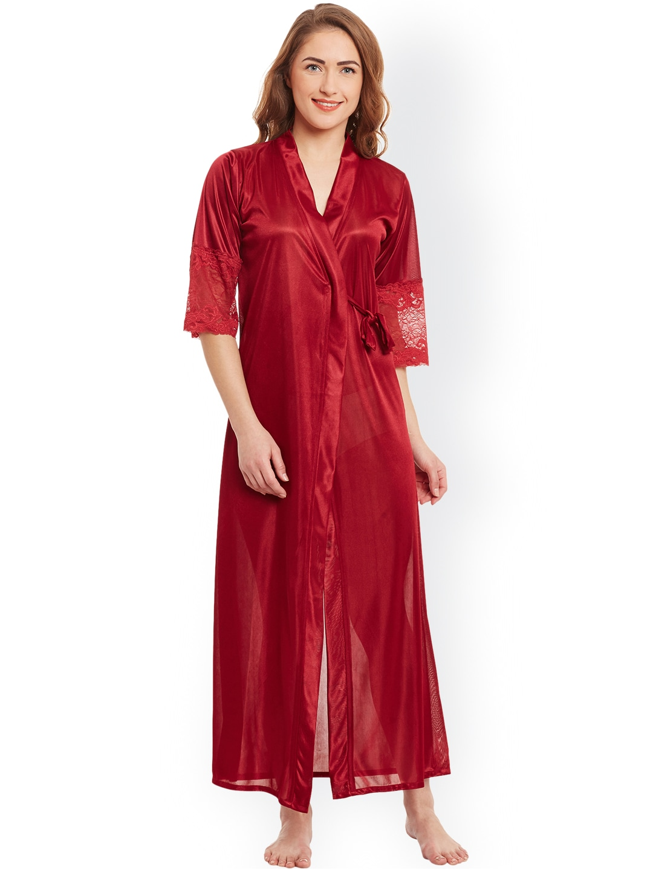 Women Nightwear Robe - Buy Women Nightwear Robe online in India e8756712d