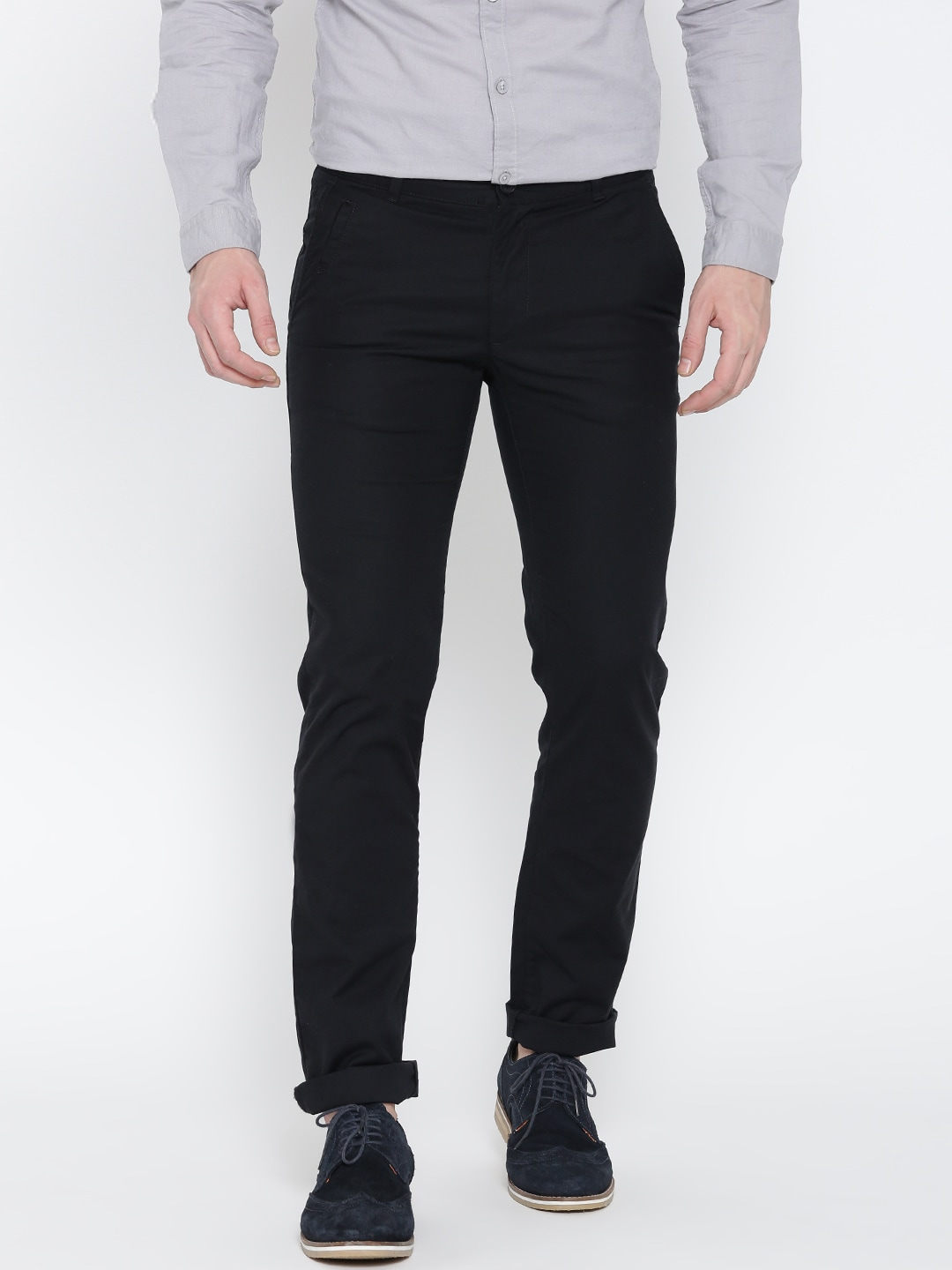 53b109fce United Colors Of Benetton Trousers - Buy United Colors Of Benetton Trousers  Online in India