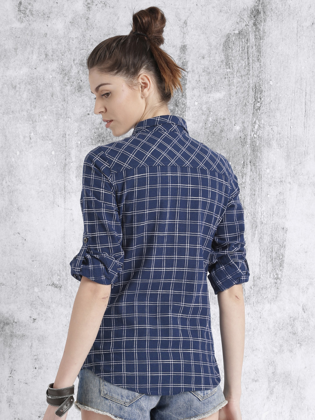 Shirts for Women - Buy Women's Shirts Online | Myntra