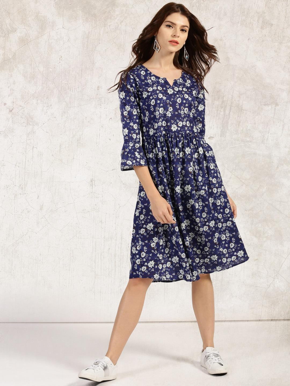 789a9c45bd3 Cotton Dress - Buy Cotton Dresses Online   Best Price