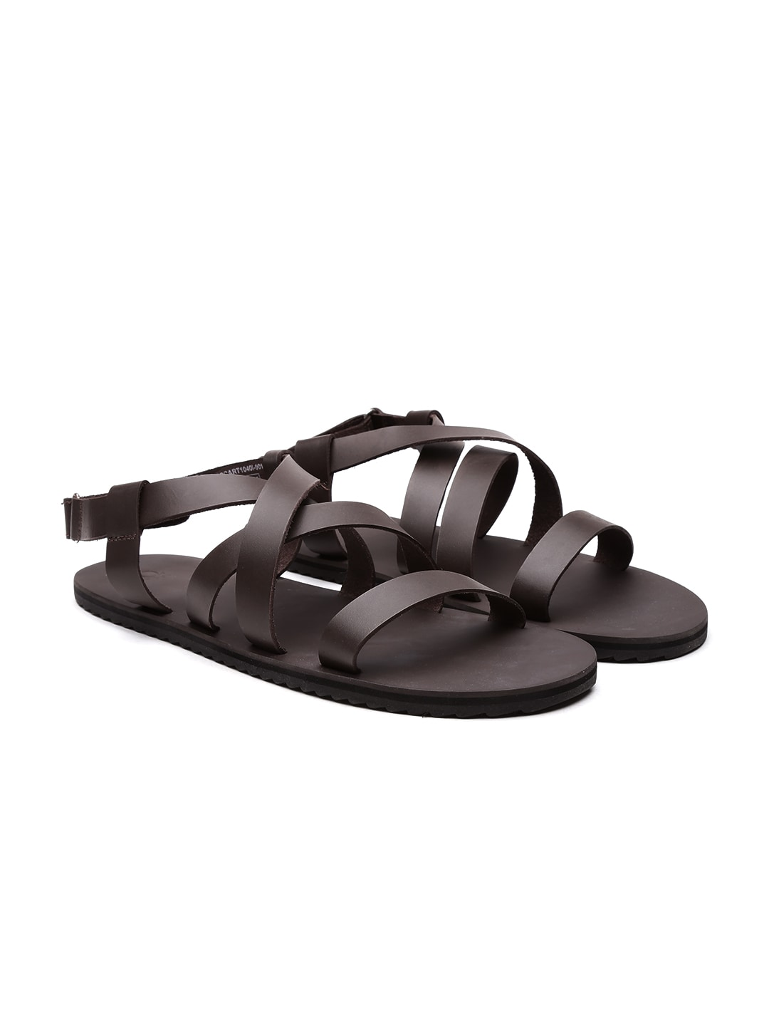 Sandal Benetton United Colors Brown Of Buy XZukOPiT