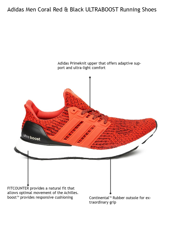 Adidas Shoes Orange Colour