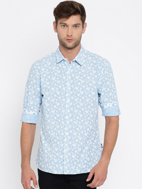 Jack And Jones Shirts Buy Online Myntra Tendencies Short Basic Long Collar Less Wine Burgundy L