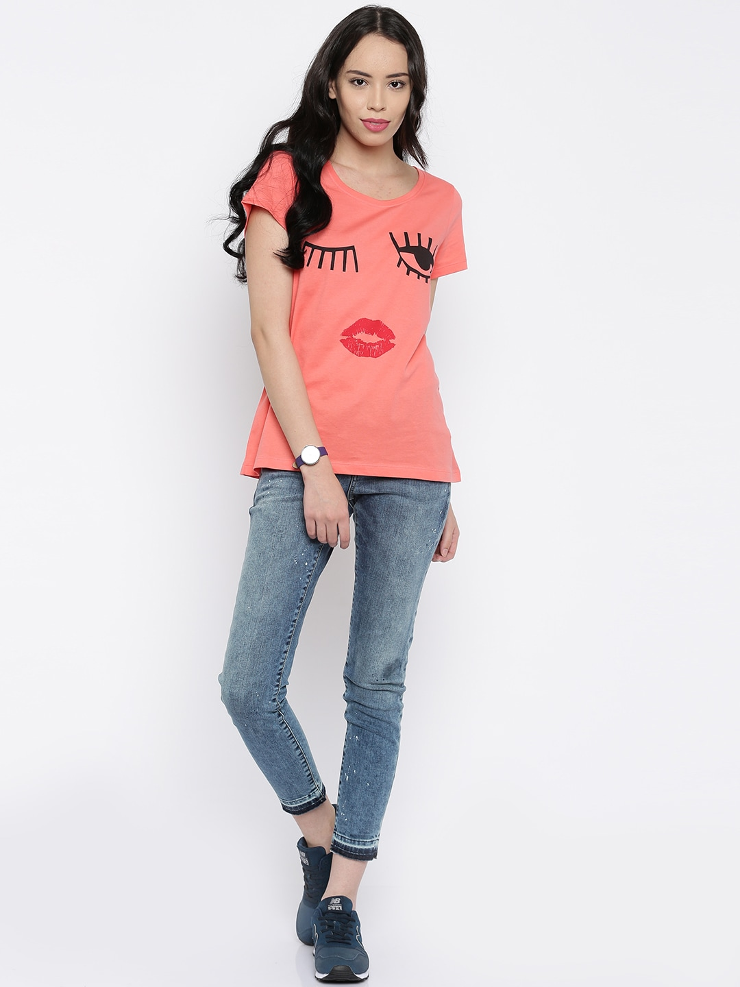 Low Waist Jeans Buy Low-rise Jeans Online in India Myntra