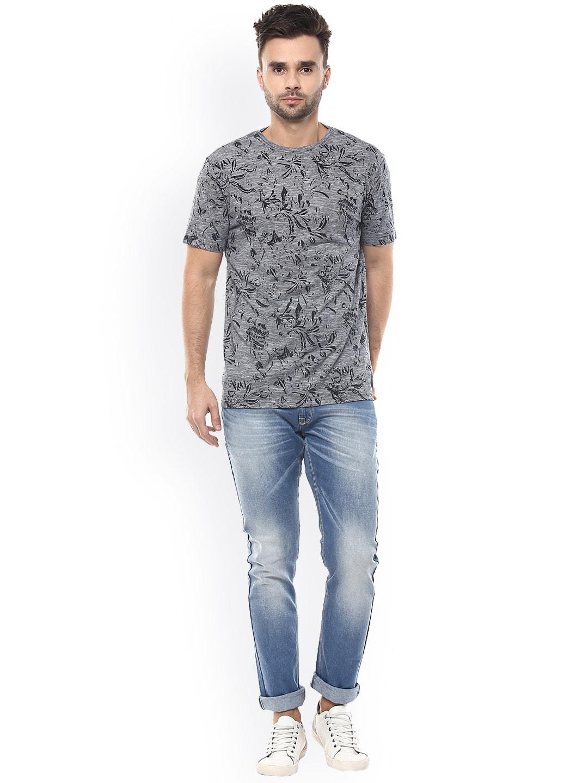 Jeans for Men - Buy Men Jeans Online - Regular Low Waist Jeans